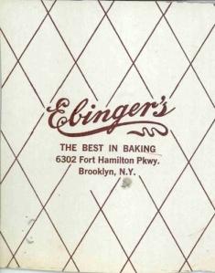ebingers