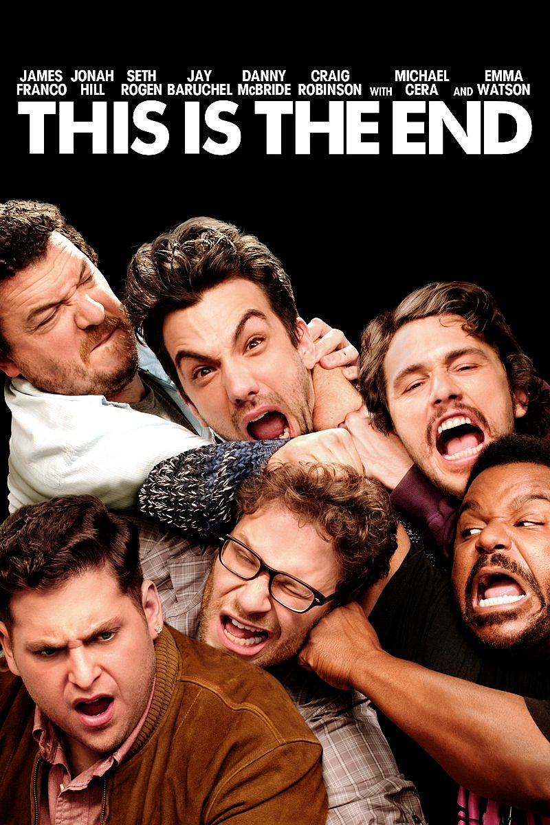 Movie Club Week 14: This Is the End (2013) This-is-the-end-poster-3928411