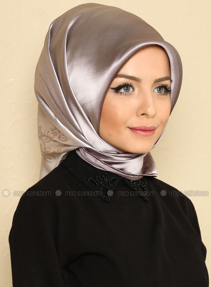 Turkish Hijab Style Tutorial The Upsizers